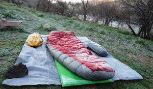 Best Backpacking 0 Degree Sleeping Bag Under $100