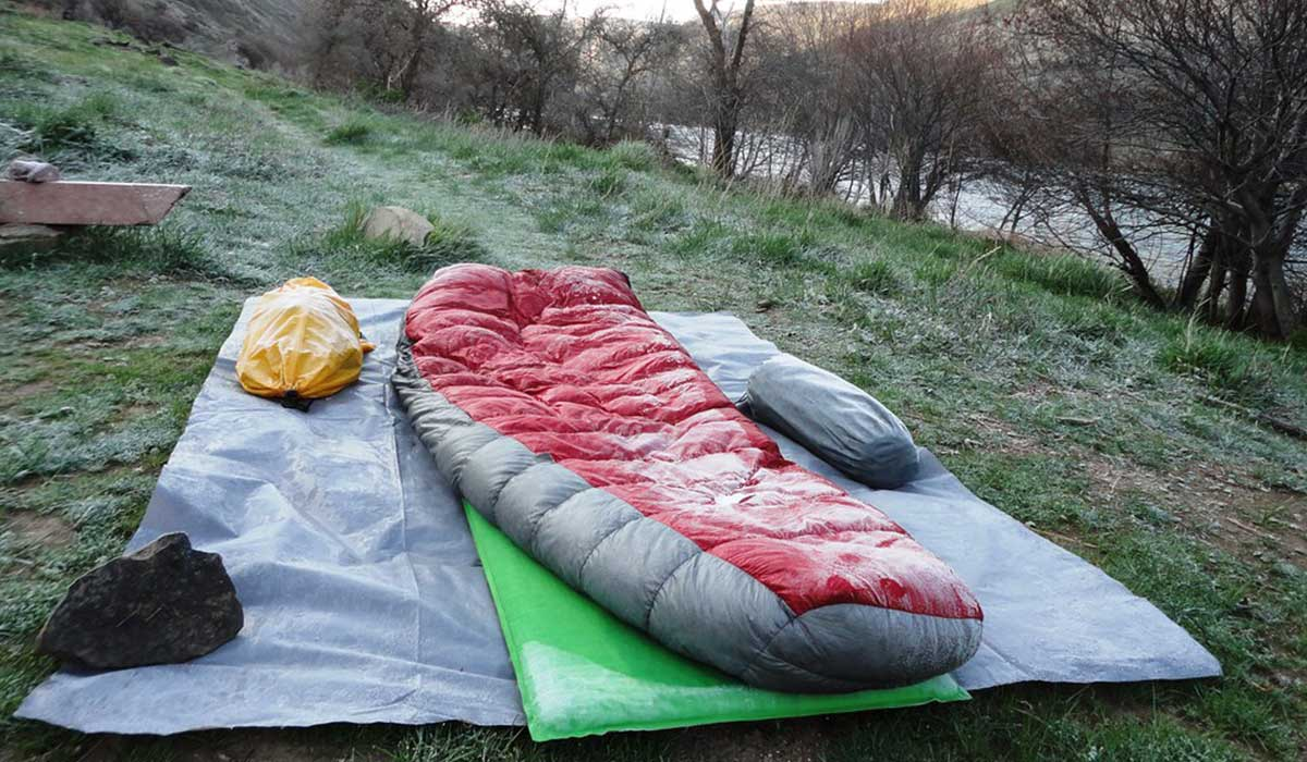Best Backpacking 0 Degree Sleeping Bag Under $100