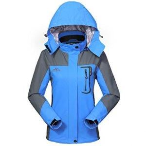 Waterproof Jacket Raincoat Women Sportswear