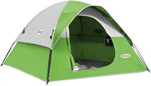 CAMPROS Waterproof and Windproof Backpacking Tent by MKeep