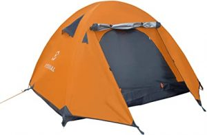 Camping and Backpacking 3 Season Tent by Winterial