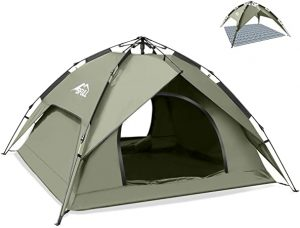Instant Pop Up Camping Tents by BFULL