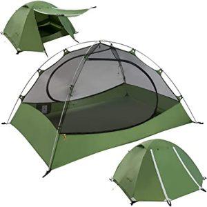 Ultralight Waterproof Camping Tent by Clostnature