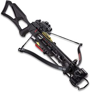Avalanche Anaconda Recurve Black Crossbow by K Exclusive