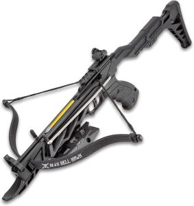 Hell Hawk self Cocking Assault Crossbow by M48