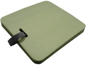 Moss Green Thick Seat Cushion