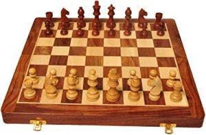 Palm Royal Handmade Chess Set Board