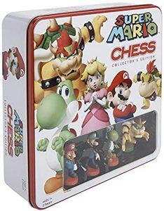 SUPER MARIO Themed Chess Set