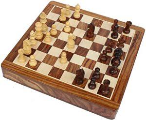 SouvNear Magnetic Chess Set