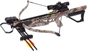 Tyro 4x Recurve Crossbow by CenterPoint