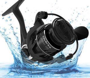 Cadence Spinning Reel-CS5 Ultralight Carbon Fiber Fishing Reel