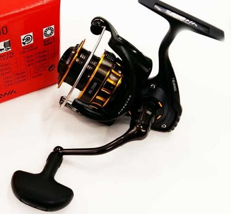Daiwa BG Saltwater Spinning Reel BG2500