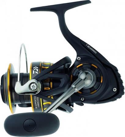 Daiwa BG2500 BG Saltwater Spinning Reel
