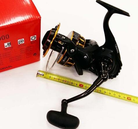 Daiwa BG8000 BG Saltwater Spinning Reel