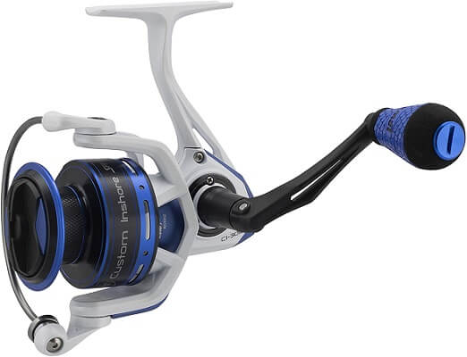 Lew's Custom Inshore Speed Spin Spinning Reel Review