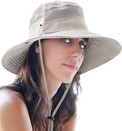 GearTOP Wide Brim Sun Hat