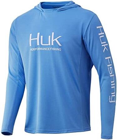 HUK Men's Icon X Long-Sleeve Shirt