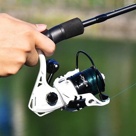 KastKing Crixus Fishing Rod and Reel Combo