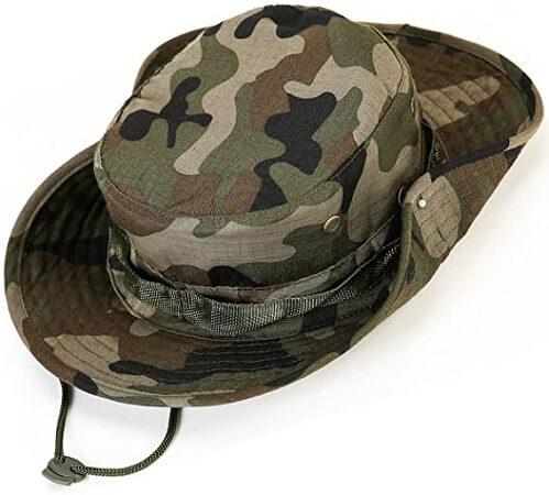Kolumb Wide Brim Boonie Hat